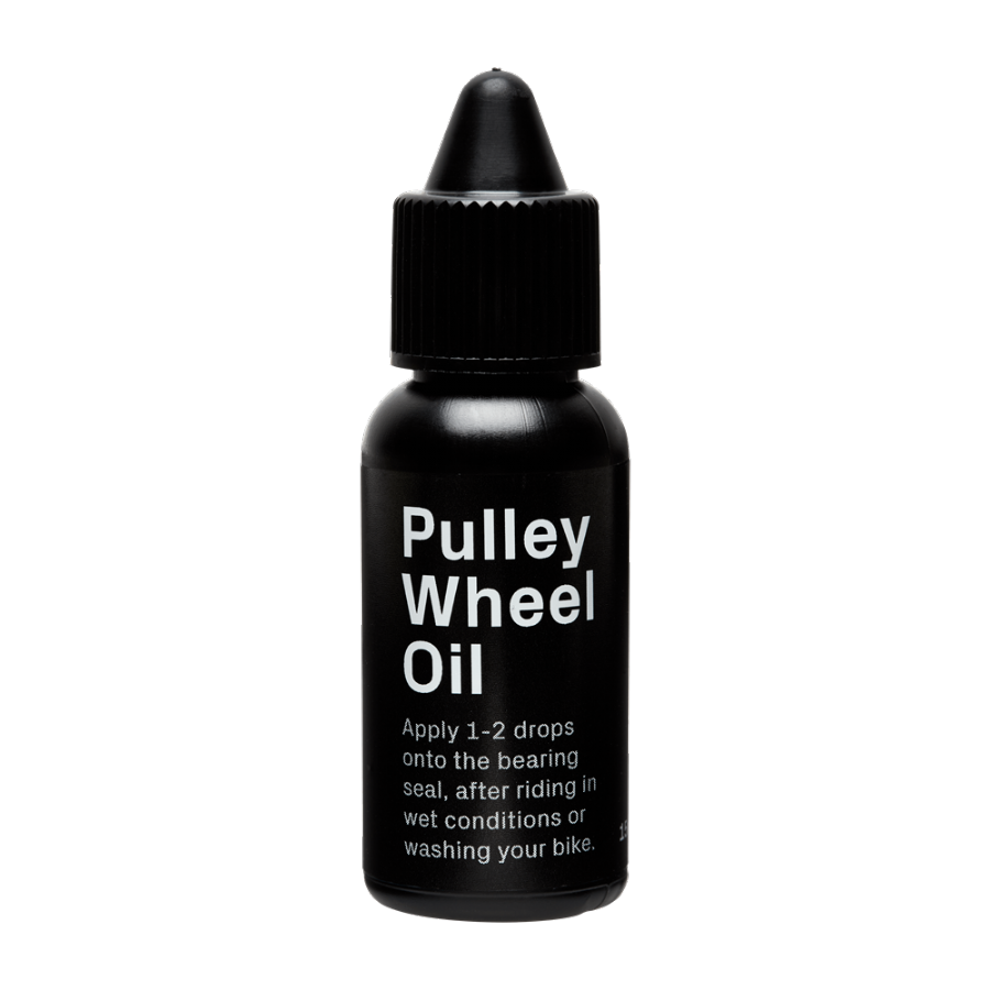 CeramicSpeed Oil Pulley Wheels + Bearings