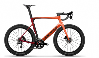 Dare VSRu Aero Dynamic Frame (Gradient Color)