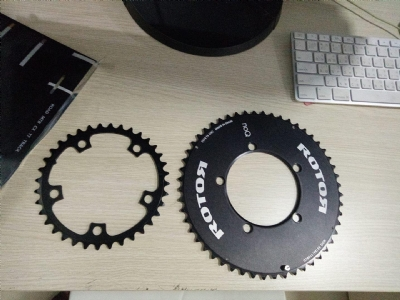 Rotor Noq Chainring 52T 110Bcd