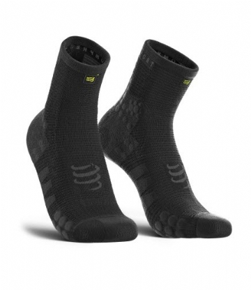 CS PRO RACING SOCKS V3.0 RUN HIGH - BLACK EDITION 10 2018 T1