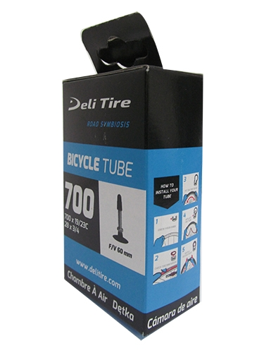 Deli Tube 700x23 60mm