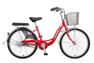 Asama City Bike - Red
