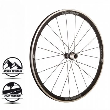 Vision Trimax 35 alloy Wheelset