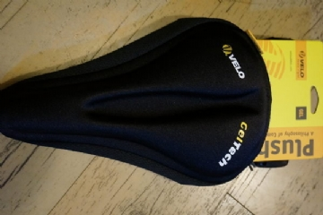 VELO PLUSH SADDLE COVER