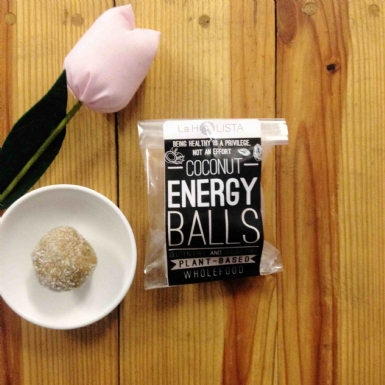 Coconut Energy Balls Small